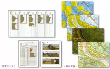 地質調査データ